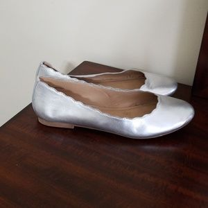 ESPRIT Silver Loafers